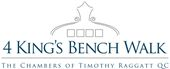 Chambers of Timothy Raggatt QC, 4 King's Bench Walk
